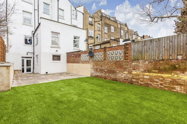 Thumbnail Flat for sale in Trinity Road, London