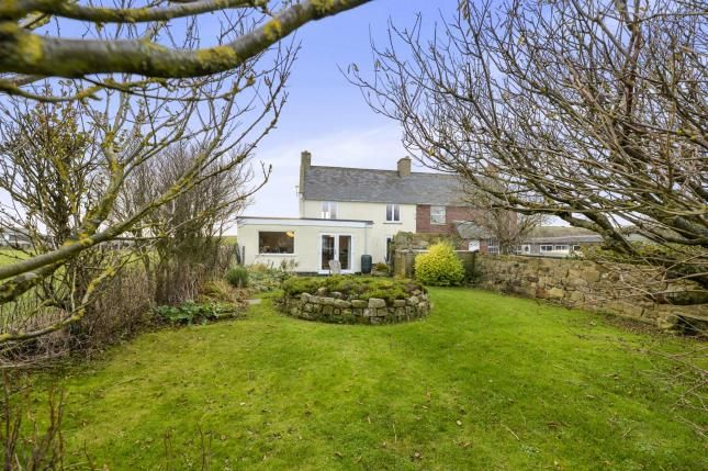 Thumbnail Semi-detached house for sale in Kettleness, Whitby, North Yorkshire