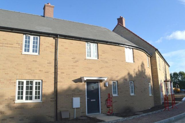 Thumbnail End terrace house for sale in Long Orchard Way, Martock, Somerset