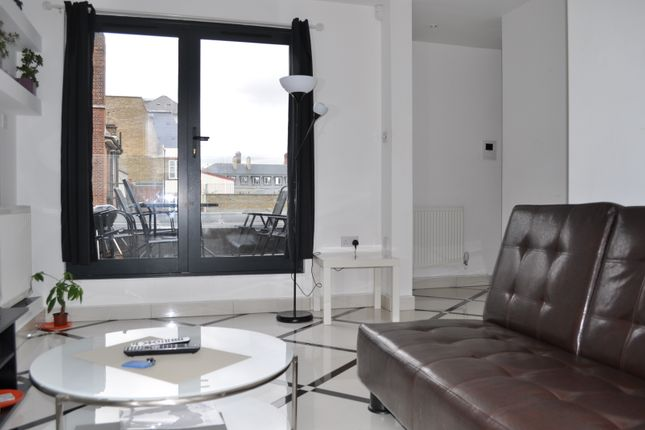 Thumbnail Flat to rent in Teesdale Close, London