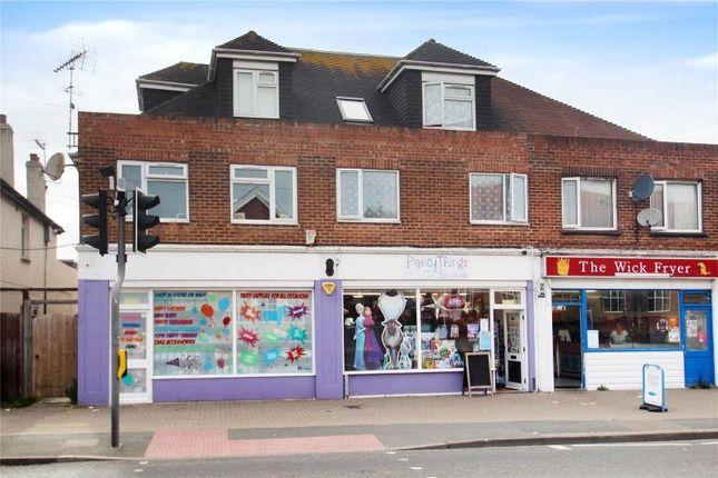 Thumbnail Flat for sale in Wick Street, Littlehampton, West Sussex