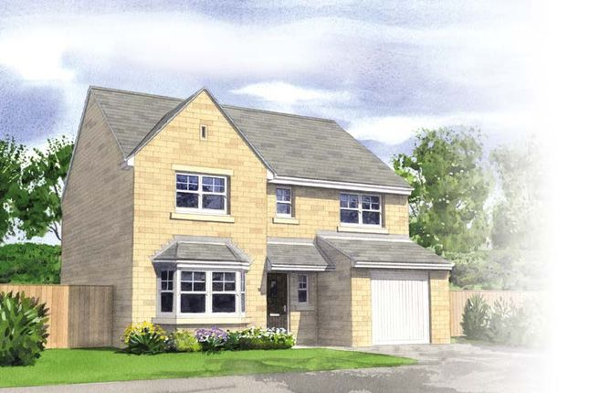 Thumbnail Detached house for sale in The Redmire, Oakham Road, Greetham, Rutland