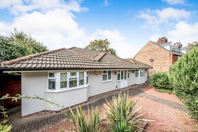 Thumbnail Detached bungalow for sale in Wilstead Road, Elstow, Bedford