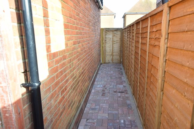 Side Passage of Myrtle Road, Eastbourne BN22