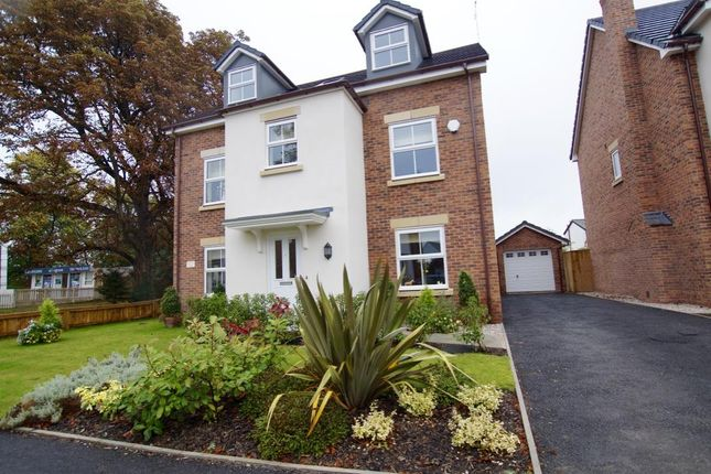 Thumbnail Detached house for sale in Bryn Y Groes, Gresford, Wrexham