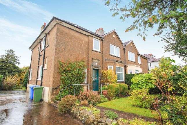 Thumbnail Semi-detached house for sale in Tynwald Avenue, Burnside, Glasgow