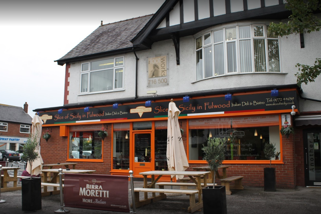 Thumbnail Restaurant/cafe for sale in Garstang Road, Fulwood Preston