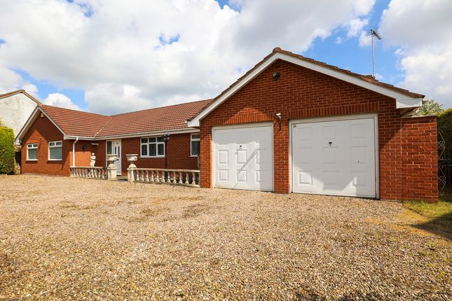 Thumbnail Detached bungalow for sale in High Street, Mosborough, Sheffield