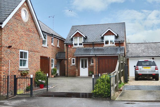 Thumbnail Semi-detached house to rent in Brockenhurst, Hampshire