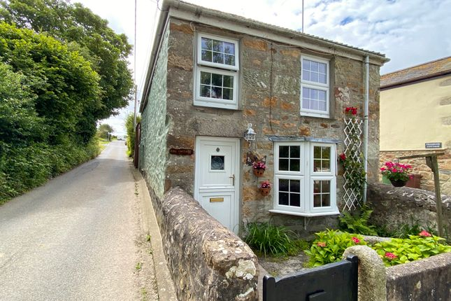Thumbnail Cottage for sale in Primrose Hill, Goldsithney, Penzance