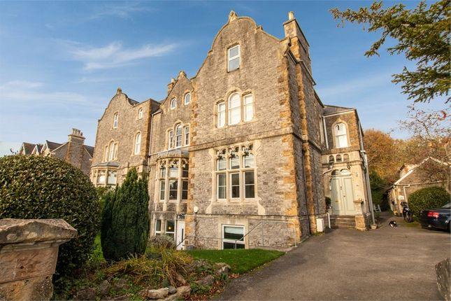 Thumbnail Flat for sale in Linden Road, Clevedon, Somerset