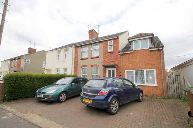 Thumbnail Semi-detached house for sale in Gray Street, Irchester, Wellingborough