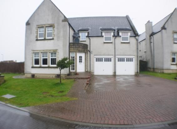Thumbnail Detached house for sale in St. Michaels Mount, Kilmarnock, East Ayrshire