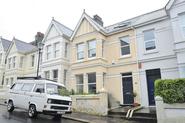 Terraced House For Sale In Home Park Avenue Plymouth