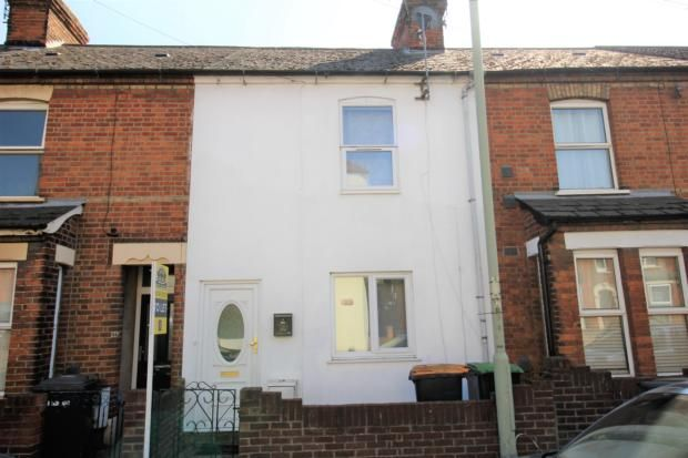 Thumbnail End terrace house to rent in Roff Avenue, Bedford