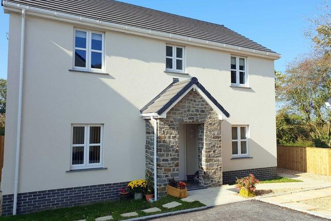Thumbnail Detached house for sale in Sunnybank Gardens, Narberth