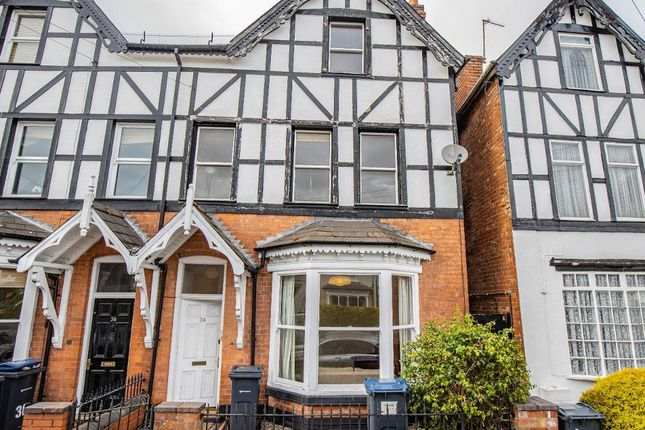 Semi-detached house for sale in Station Road, Harborne, Birmingham
