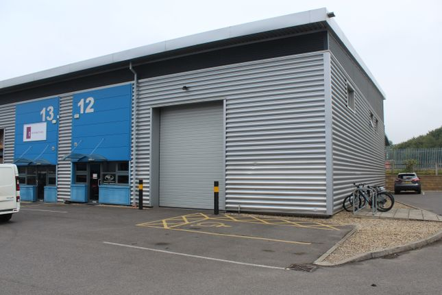 Thumbnail Light industrial for sale in De Havilland Way, Witney