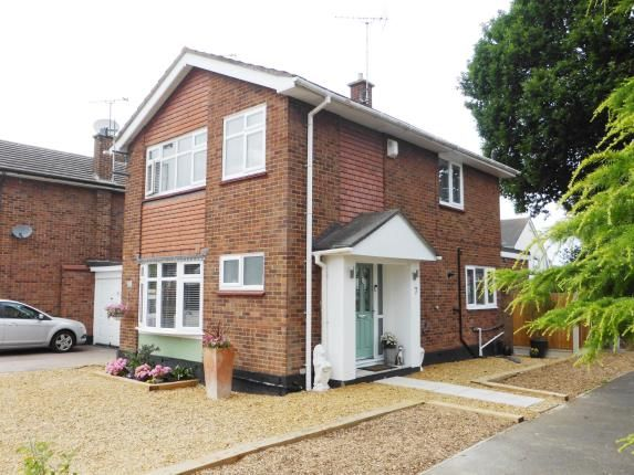 Thumbnail Detached house for sale in Badgers Way, Benfleet