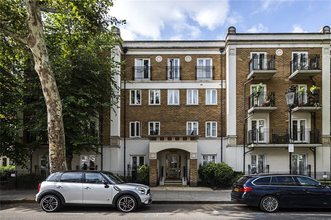 Thumbnail Flat for sale in Manston House, Russell Road, London