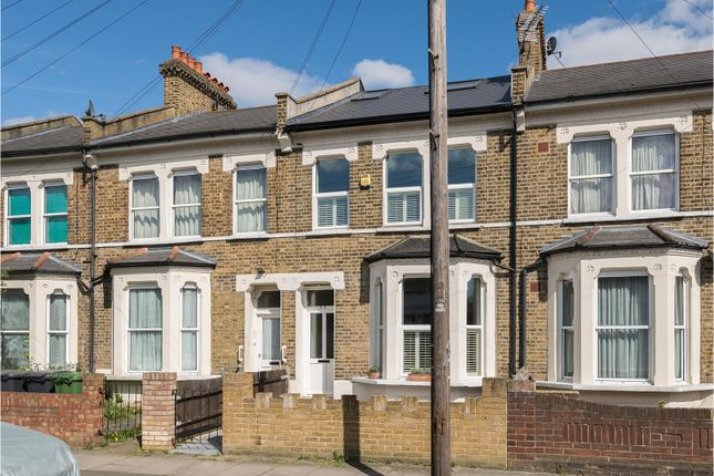 Thumbnail Terraced house for sale in Blythe Vale, London