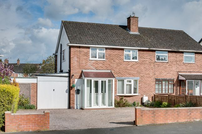Thumbnail Semi-detached house for sale in Foxwalks Avenue, Bromsgrove