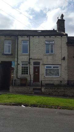 Thumbnail Terraced house to rent in Harrogate Street, Bdradford