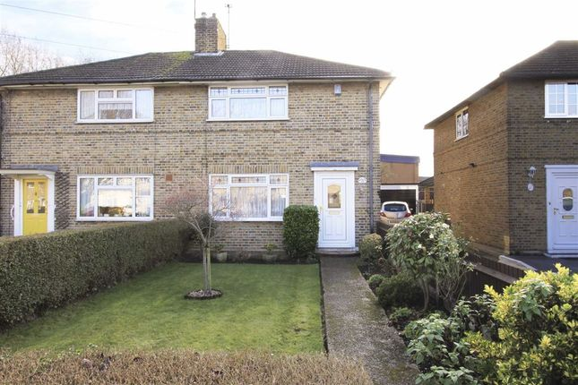 2 bed semi-detached house for sale in Whitethorn Avenue, West Drayton, Middlesex