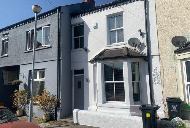 Exterior of Iestyn Street, Pontcanna, Cardiff CF11