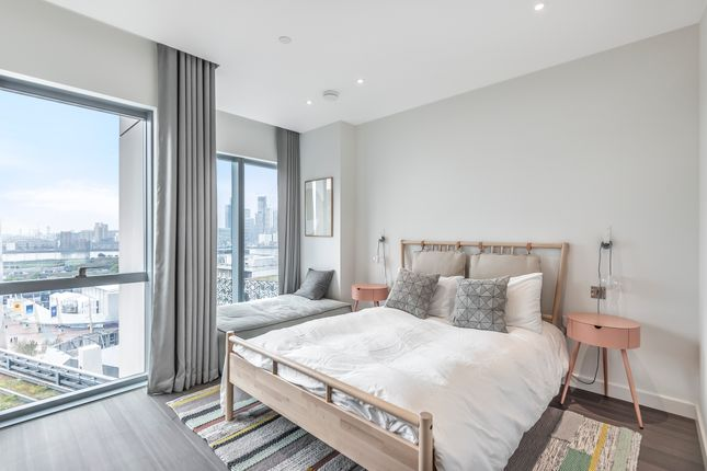 Second Bedroom 2 of No.2, 10 Cutter Lane, Upper Riverside, Greenwich Peninsula SE10