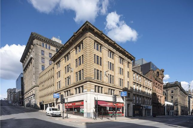 Thumbnail Office to let in 74 Waterloo Street, Glasgow