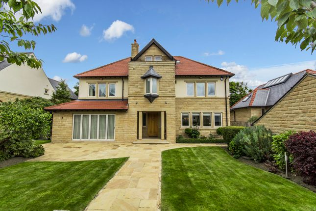 Thumbnail Detached house for sale in Delamere Gardens, Fixby Road, Fixby
