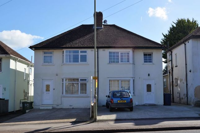 Thumbnail Property to rent in Crowell Road, Oxford