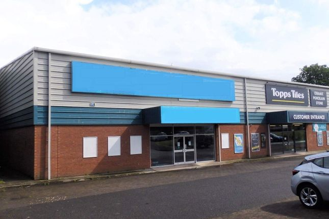 Thumbnail Retail premises to let in Currock Road, Retail Warehouse, Part Unit 1, Carlisle