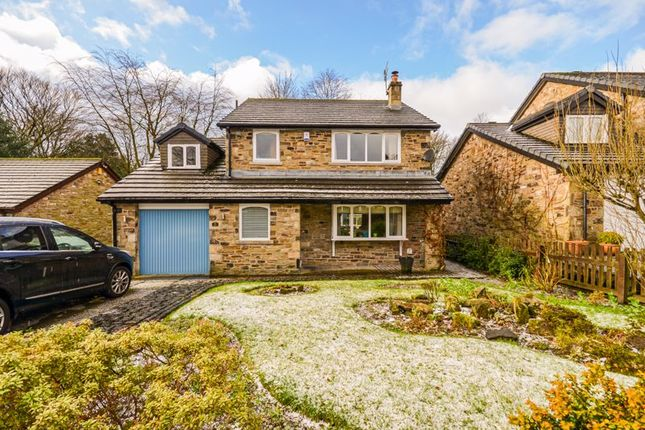 Thumbnail Detached house for sale in 22 High Street, Littleborough