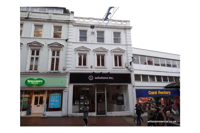 Thumbnail Retail premises to let in Old Christchurch Road 78, Bournemouth, Dorset