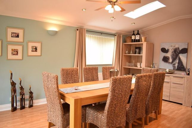 Thumbnail Detached house for sale in Swallow Tail Drive, Festival Park, Gateshead, County Gateshead