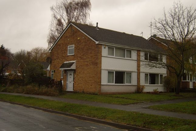 Thumbnail Semi-detached house to rent in Stare Green, Coventry