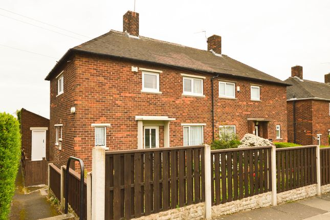 Thumbnail Semi-detached house to rent in Thornbridge Crescent, Sheffield