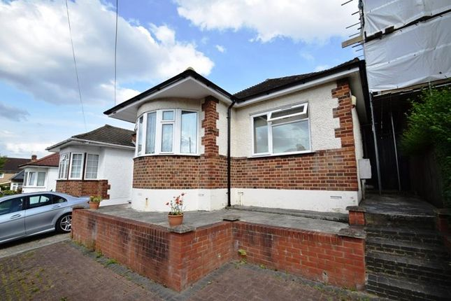 Thumbnail Detached bungalow to rent in Highland Road, Northwood
