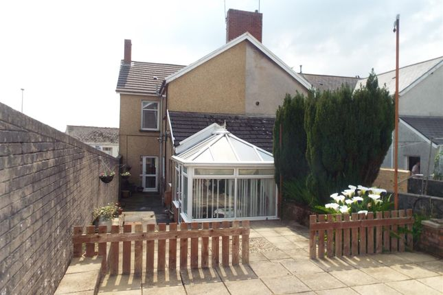 Thumbnail Semi-detached house for sale in Heol Y Pentre, Ponthenry, Llanelli