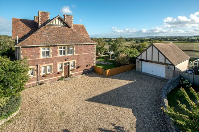 Thumbnail Detached house for sale in Tower Hill, Stogursey, Bridgwater, Somerset