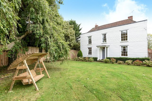Thumbnail Farmhouse for sale in Staplehurst Road, Marden, Tonbridge