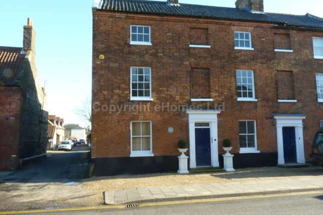 Thumbnail Flat for sale in Swaffham, Swaffham, Norfolk
