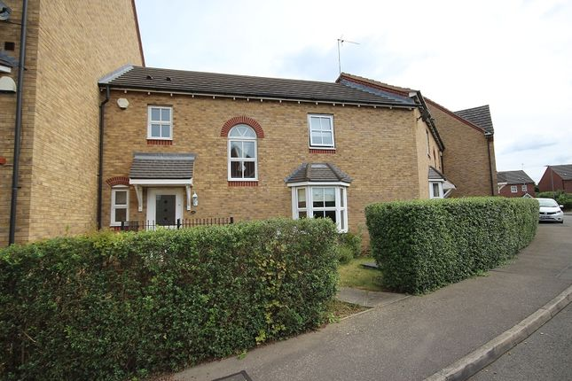 Thumbnail Terraced house for sale in Spencer Road, Wellingborough, Northamptonshire.