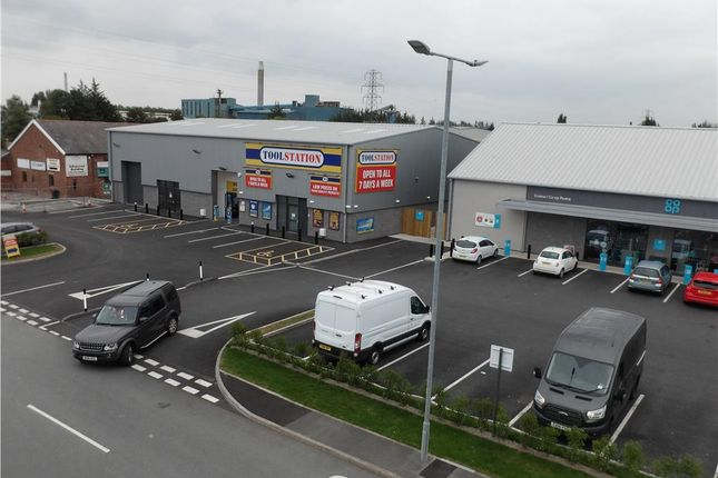 Thumbnail Industrial to let in Unit 16 Queensferry Industrial Estate, Chester Road, Deeside, Flintshire
