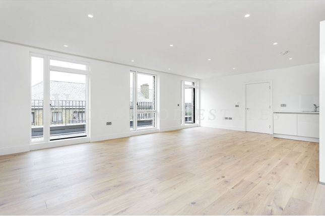 Thumbnail Flat for sale in Atrium Apartments, 12 West Row, Ladbroke Grove, London
