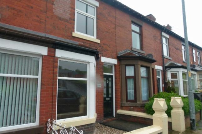 Thumbnail Terraced house to rent in 286 Victoria Road, Horwich, Bolton