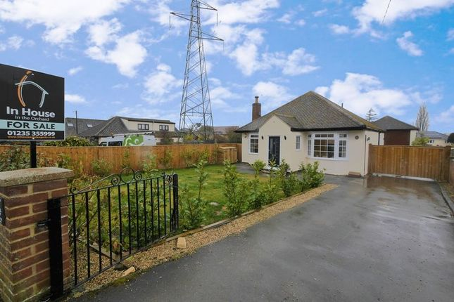 Thumbnail Detached bungalow for sale in Milton Road, Sutton Courtenay, Abingdon
