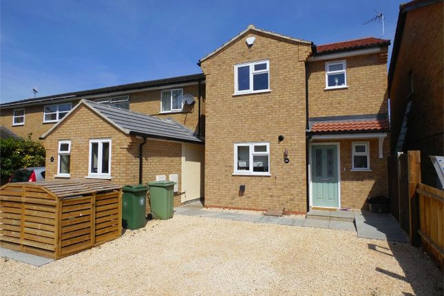 Thumbnail Detached house to rent in Douglas Road, Market Deeping, Peterborough, Lincolnshire